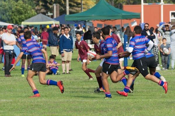 2019-05-25 U15 Rugby WHS Vs Bervliet